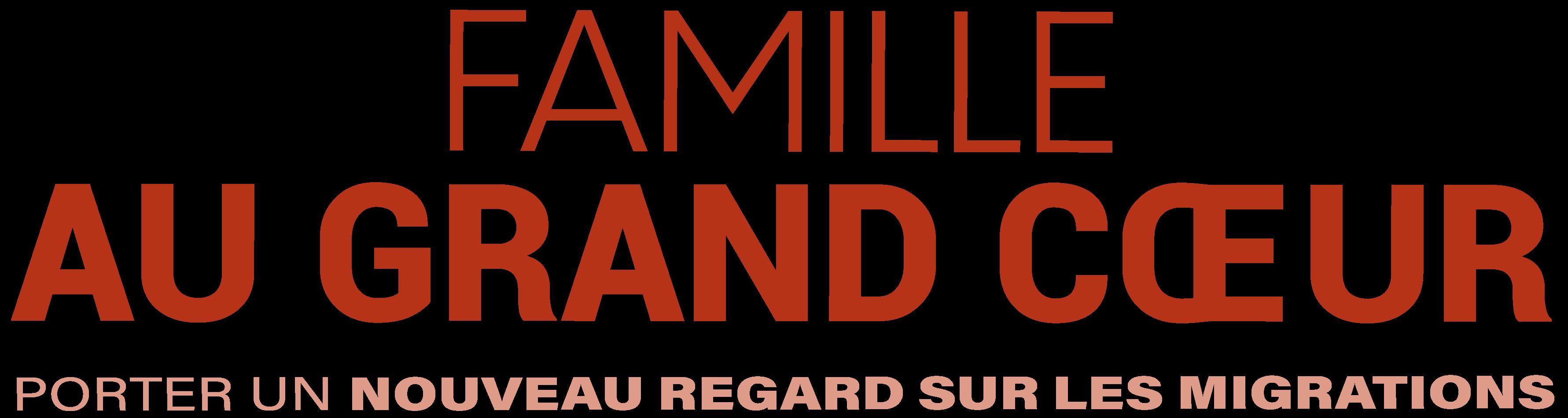 Famille au grand coeur